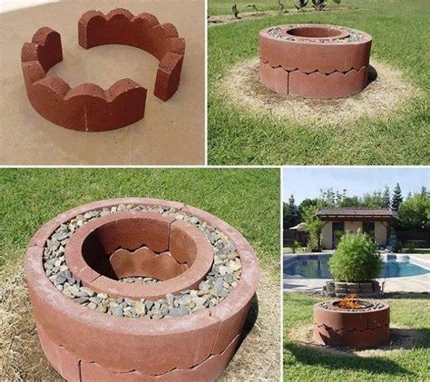 Diy Firepit How To Build Your Own Mobile Pit For Just 50