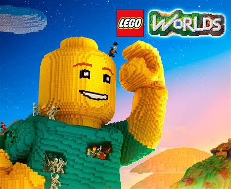 lego worlds ps4 xbox one nintendo switch codes tips guide unofficial books lego worlds review ps4 xbox one and nintendo switch