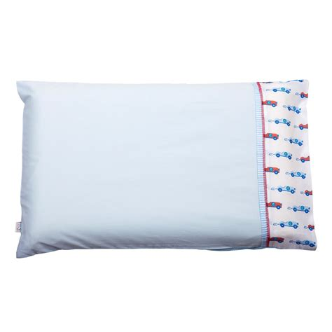 Pillow Cases by Clevamama Baby Pillow Blue