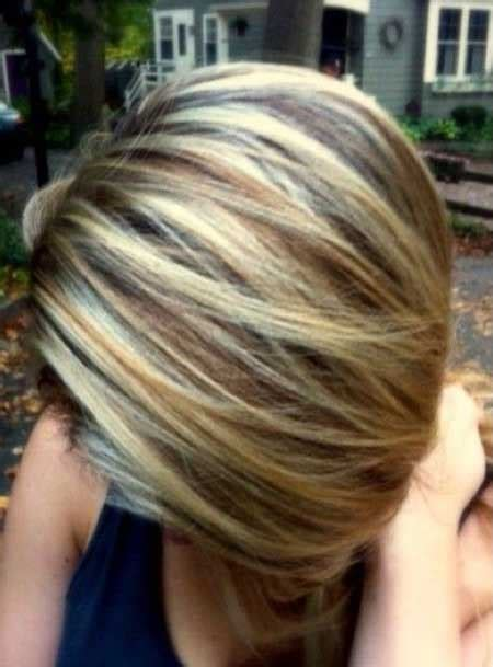 cute hair color and highlights 20 cute hair colors for short hair short hairstyles 2017
