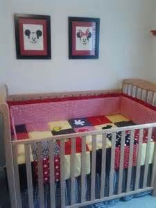Toddler Bed Quilt Ideas 53 Best Images About Mickey Mouse Nursery Ideas On