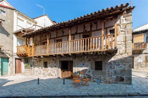 casa rural piedralaves la chova casa rural en piedralaves 193 vila