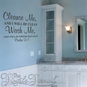 Wall Decor For Church Bathroom 25 Best Bathroom Quotes On Bathroom Wall