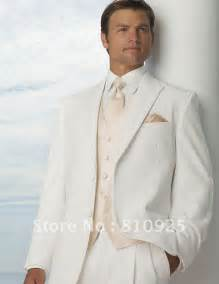 color tuxedo bespoke mens suit white wedding suits for chagne