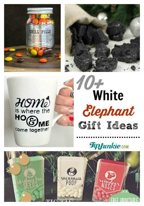 christmas themes for white elephant 11 great white elephant gift ideas tip junkie