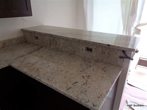 Colonial White Granite Countertops by Colonial White Schiller Park Il Amf Brothers