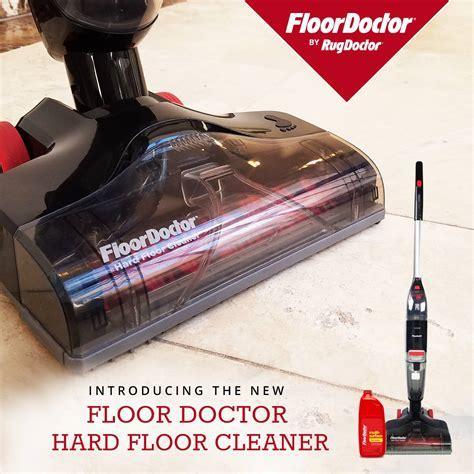 Rug Doctor Floor Doctor   Meet Our Floor Cleaner   Rug Doctor