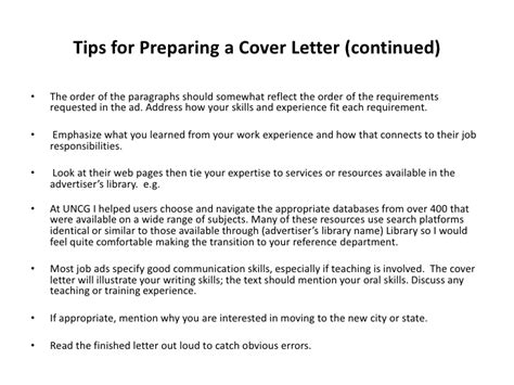 Cover Letter For Workshop by Resume And Cover Letter Workshop