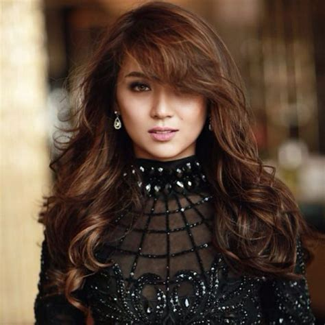 kathrine bernardo debut hairstyle with makeup 38 best favfilipinostars images on pinterest julia