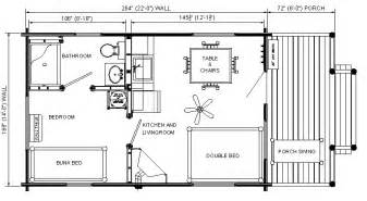 16x40 cabin floor plans free trend home design and decor