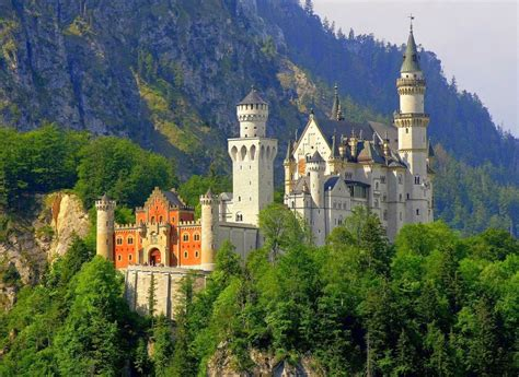 beautiful castles neuschwanstein castle the most beautiful castle in the