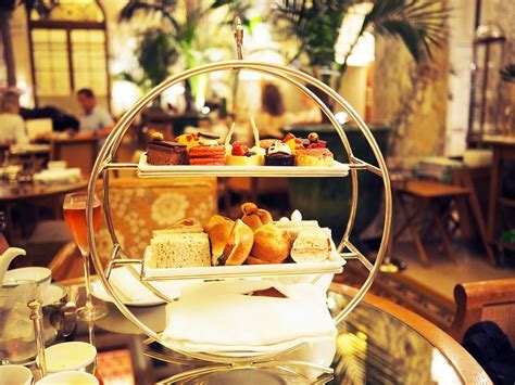 Afternoon Tea at The Plaza Hotel, New York   Dreams of Velvet