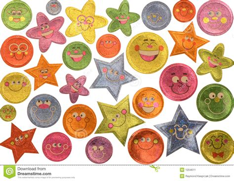 Stickers Clipart