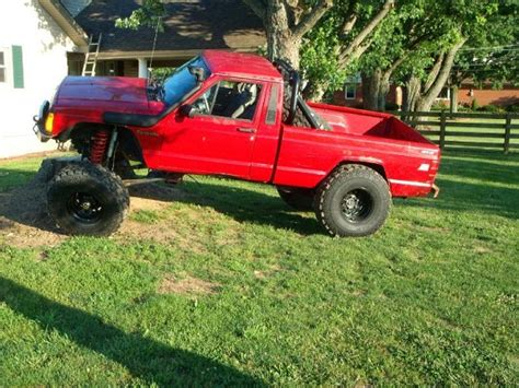 1988 lifted jeep comanche 1988 jeep comanche 5 000 possible trade 100322185