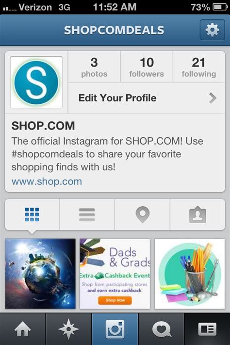 Instagram Account Giveaway - introducing shop com on instagram market america blog