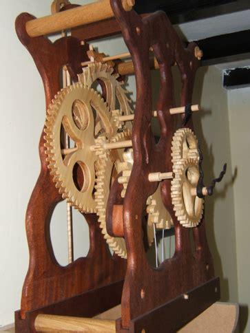 Wood Clock Movement Plans