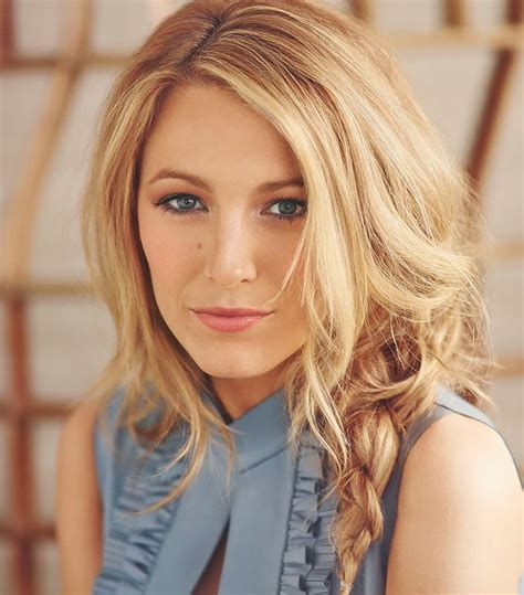 Exclusive: Blake Lively's Secret to Perfect Hair   Byrdie