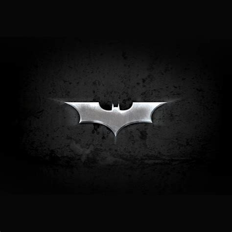 wallpaper batman apple freeios7 i am batman parallax hd iphone ipad wallpaper