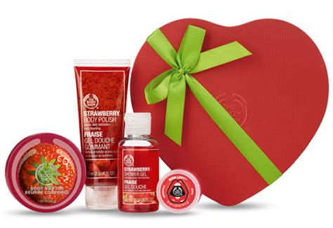 Gift Strawberry The Shop free competition for shop strawberry gift set winneroo