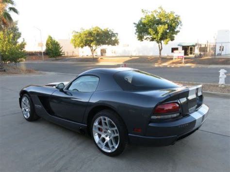 how cars run 2006 dodge viper electronic throttle control sell used 2006 dodge viper srt10 srt 10 low miles low reserve damaged wrecked rebuildable in