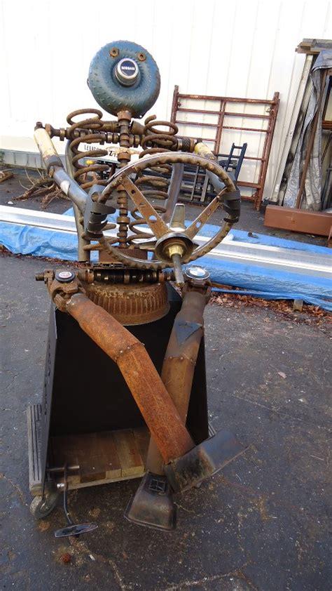 rusty bones sculpture advanced welding inc