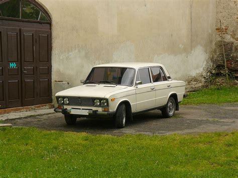 Lada Ukraine Lada 1300 Zhovkva Ukraine 12 05 2014 Lada 1300 Kasteel