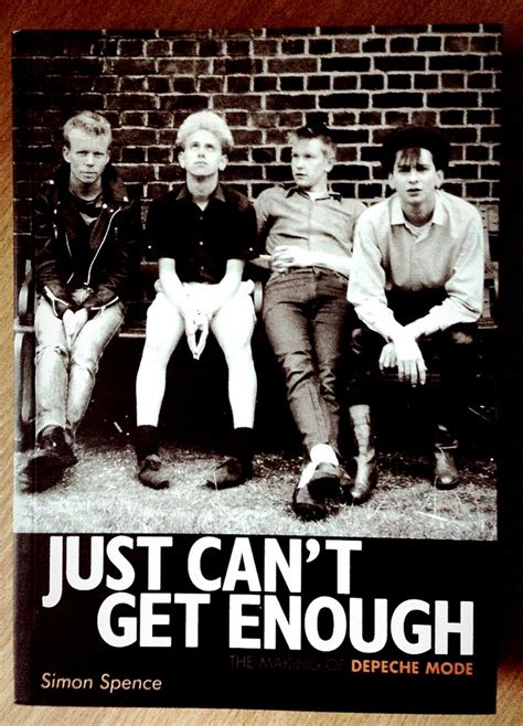 400657 can t get enough of the the gallery for gt depeche mode just cant get enough single