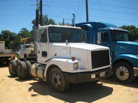 volvo gm heavy truck 1996 volvo gm t a truck tractor