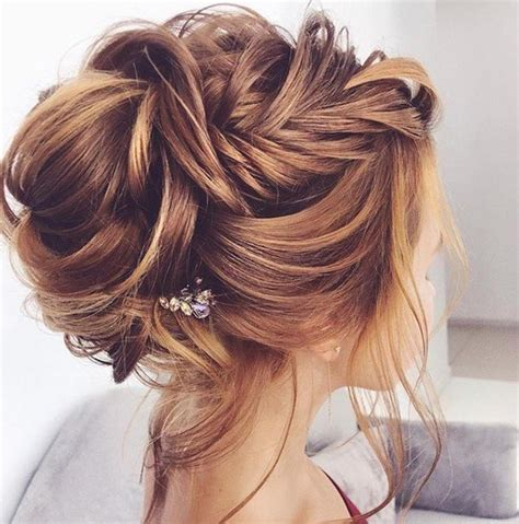 Pretty Wedding Hairstyles by 12 Best Wedding Hairstyles From Elstile Oh Best Day