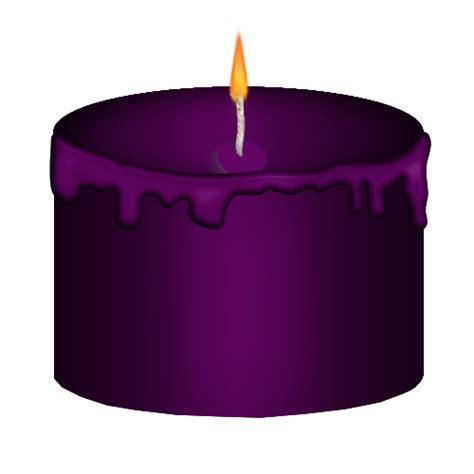 candele viola candele viola