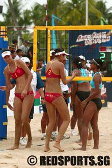 prague beach team photo gallery 2009 05 09 pbt tour ayg beach volleyball chinese girls foil indonesians