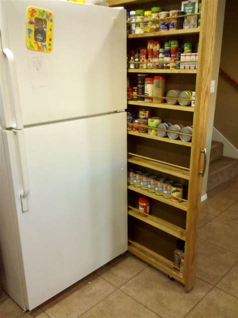 diy narrow spice rack 17 best images about narrow cupboards on
