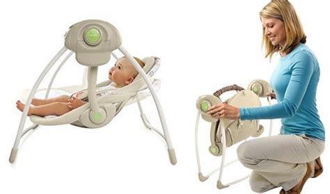 Swing To Sleep by Tips Baby Swing Bestbabyswinglab