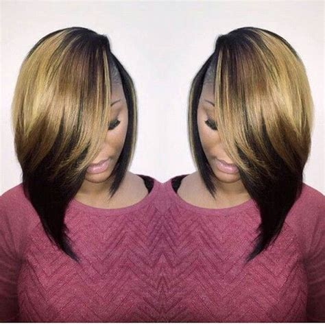 long bob haircuts african american long slightly angled bob short hairstyle 2013