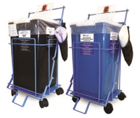 scow back waste containers rxinsider stericycle