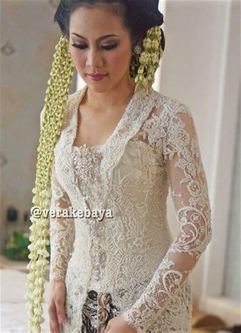 kebaya pengantin muslimah model terbaru 2015 hairstyle