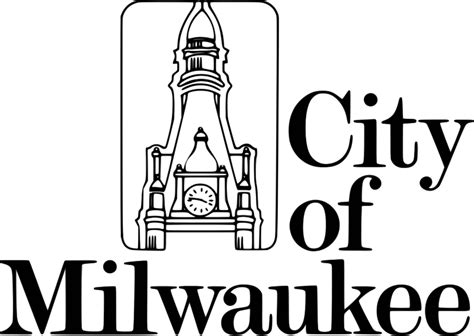 City Of Milwaukee Records File City Of Milwaukee Logo Svg