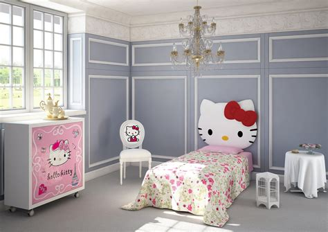 hellokitty bedroom gray hello kitty bedroom room decor and design