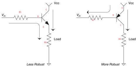bjt transistor legs npn transistor legs 28 images a cyberphysics page tutorial electronics circuits diagram