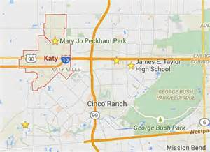 where is katy in the map katy vs sugar land