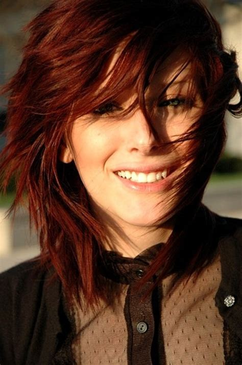 reddish brown hair color 24 hair color trends and styles styles weekly