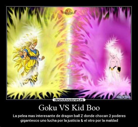 im 225 genes y carteles de goku pag 11 desmotivaciones imagenes de goku vs majin boo dibujos a mano parte 2