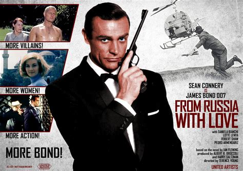 james bond film at cinema script from russia with love la screenwriter