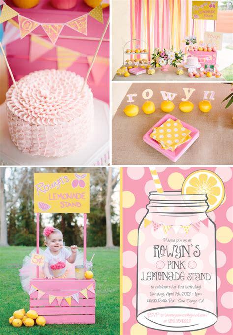 Karas  Ee  Party Ee    Ee  Ideas Ee   Pink Lemonade Summer  Ee  St Ee    Ee  Birthday Ee