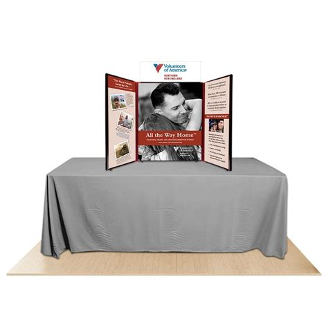 academypro 28 quot table top display kit 2