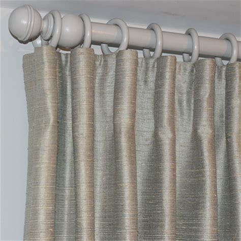 cartridge pleat drapery cartridge pleat curtain headings moghul interiors blog