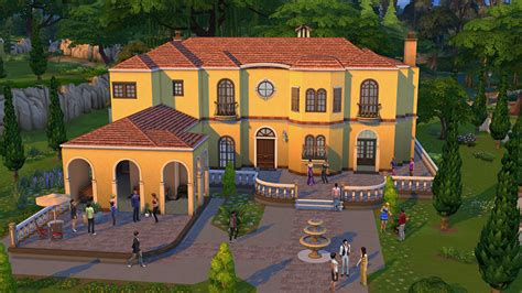 House Plans 2 Story Scarica The Sims 4 Per Pc E Mac