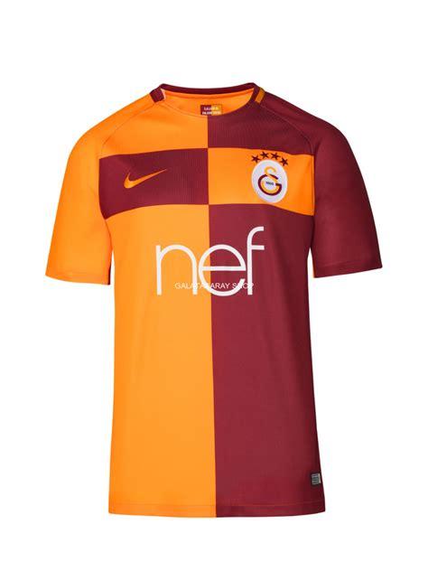 Galatasaray Home galatasaray home jersey 2017 18