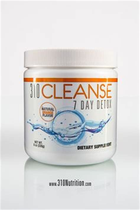 310 Cleanse 7 Day Detox Reviews by 1000 Images About 310 Nutrition Products On