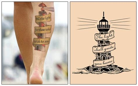 lighthouse tattoo meaning wonderful lighthouse designs and meanings to